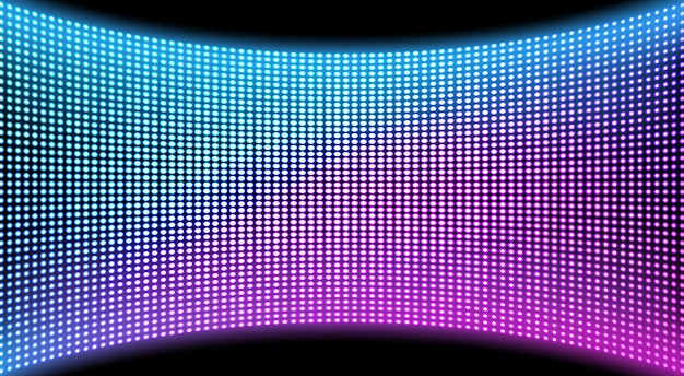 Led video wall screen texture background, display