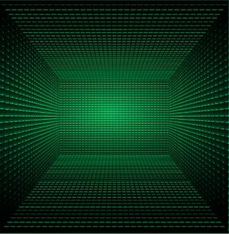 映画用ledシネマスクリーン光の抽象的な技術の背景