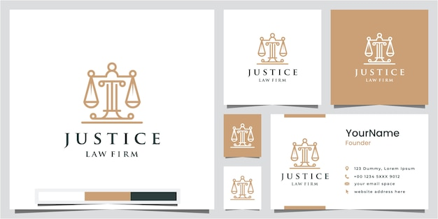Legal justice logos, law firms, law offices, attorney services, with simple and elegant symbols , logo design inspiration