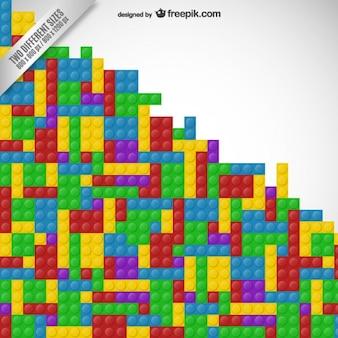 Lego фон
