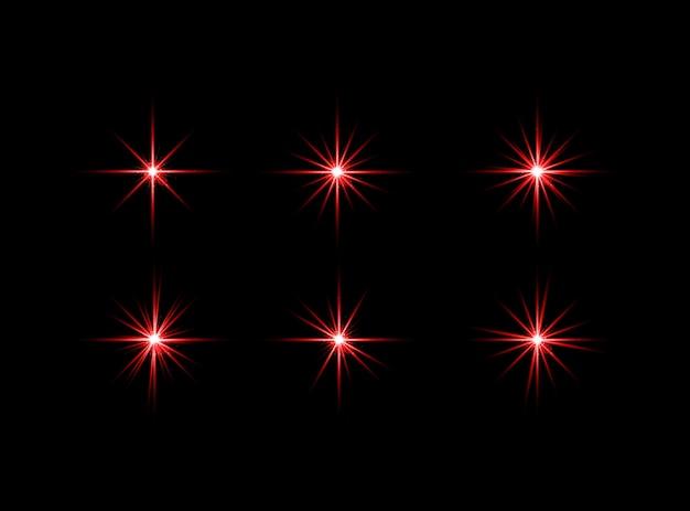 Lens flares pack design