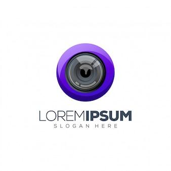 Lens logo   template