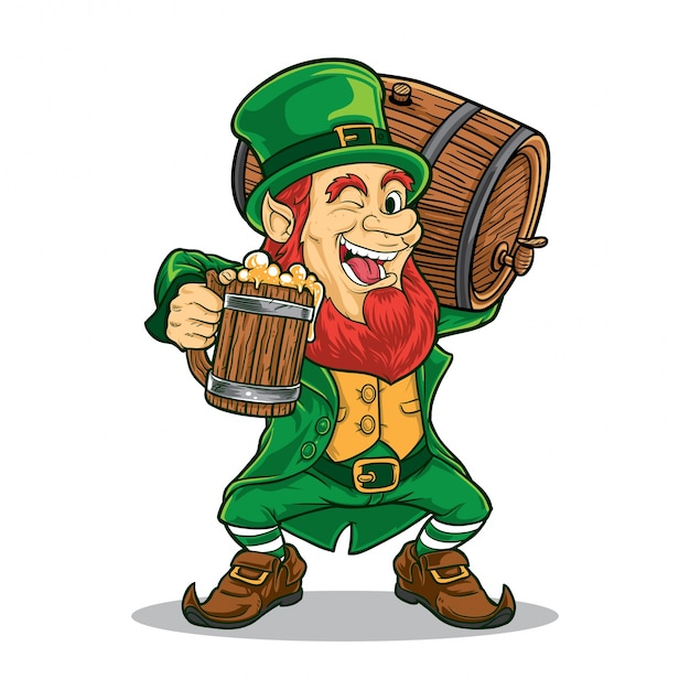 Leprecahun beer