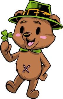Leprechaun bear 01
