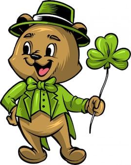Leprechaun bear 02