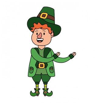 Leprechaun male avatar