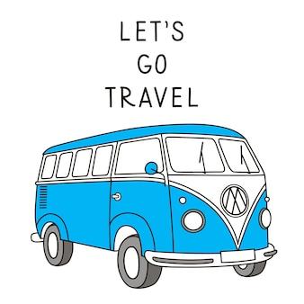 Let's travel background.