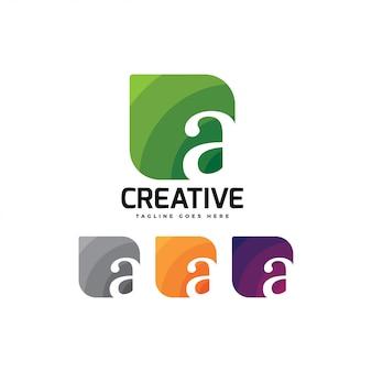 Обращайтесь к шаблону дизайна логотипа.