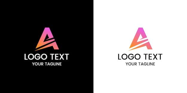 Письмо дизайн логотипа