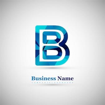 Letter b symbol