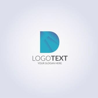 Логотип letter d