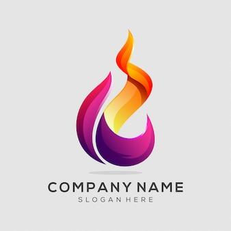 Letter l logo design premium vector