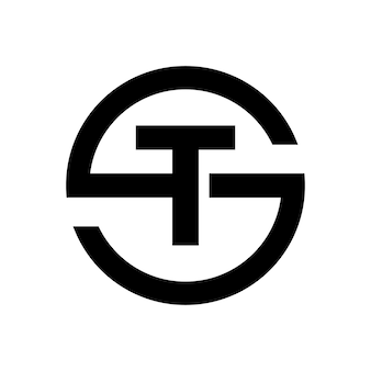Символ буквы s комбинация с буквой t