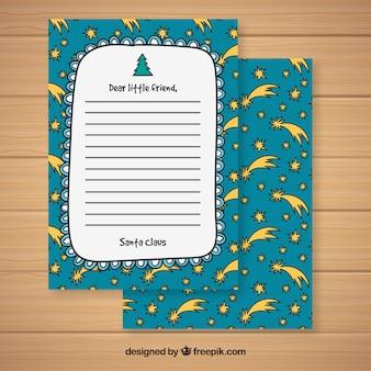 Letter template dear little friend