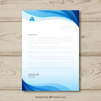 Business letterhead vectors photos and psd files free download letterhead template in gradient style wajeb Image collections