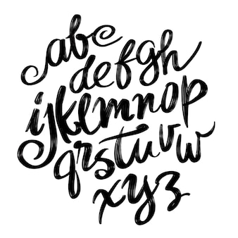 Lettering and Custom Typography