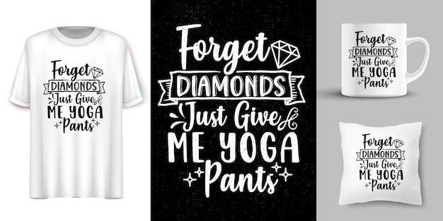 Надпись цитаты дизайн для футболки. дизайн футболки мотивационные слова. рисованной надписи дизайн футболки