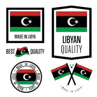 Libya quality label set