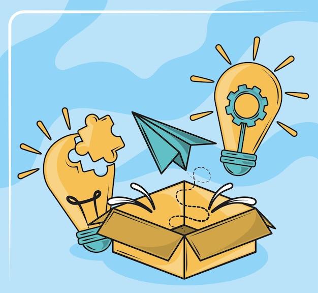 생활 기술 지식과 창의성