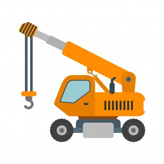 Lifter crane