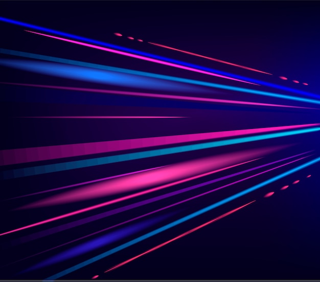 Light abstract technology background.