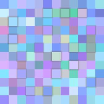 Sfondo mosaico azzurro