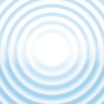 Light blue rippled background template.