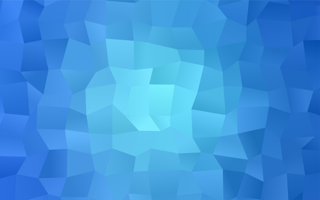 Light blue vector background of rectangles and squares