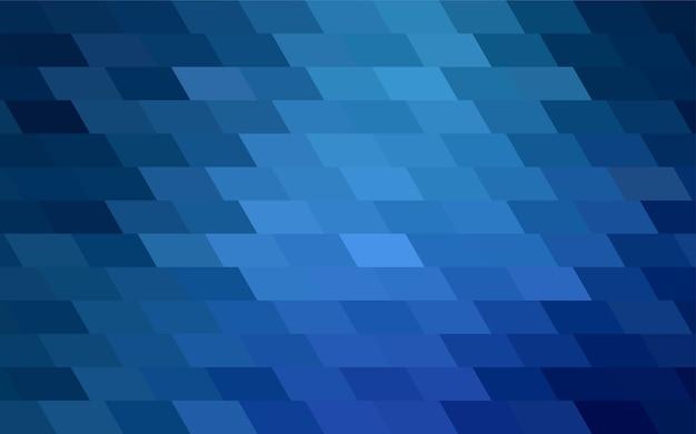 Light blue vector blurry rectangular background