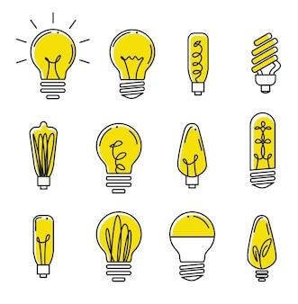 電球セット。