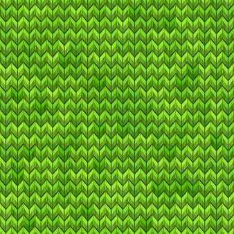 Light and dark green realistic simple noise knit seamless pattern. and also includes