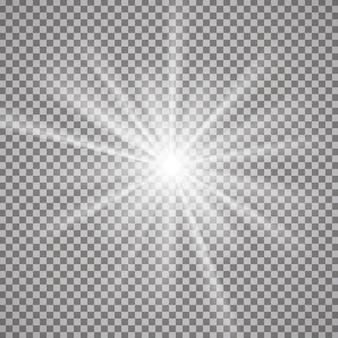 Световой эффект, солнечный свет