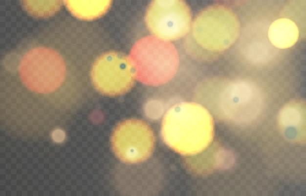 ハイライトベクトルと光の効果