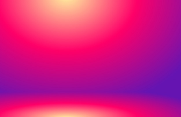 Light gradient purple studio room background for product