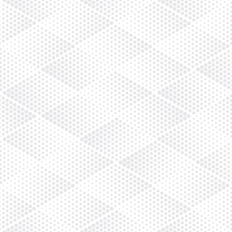 Light gray geometric halftone seamless pattern.