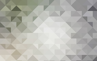 Light Gray vector abstract mosaic template