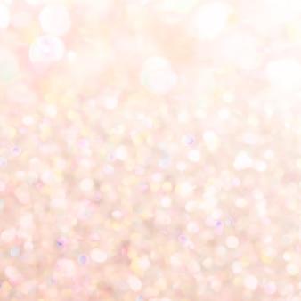 ライトピンクのキラキラグラデーションbekehソーシャル広告