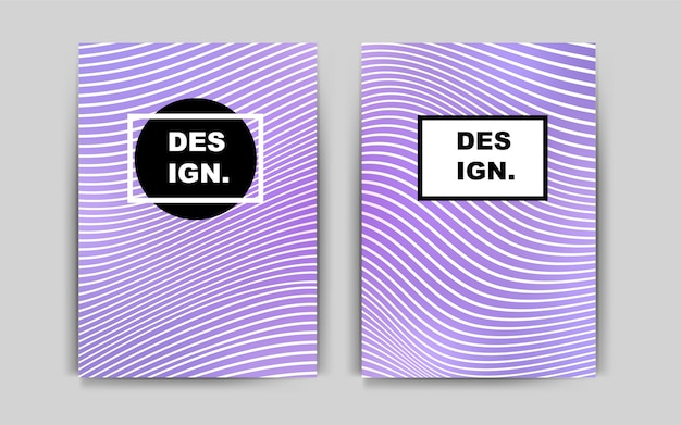 Light purple vector background for presentations