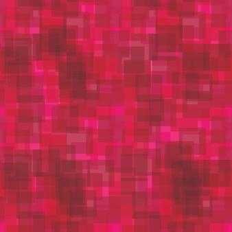 Светло-красный оранжевый вектор фон с прямоугольниками квадратами