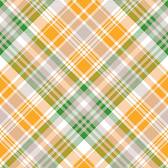 Light seamless pattern check plaid