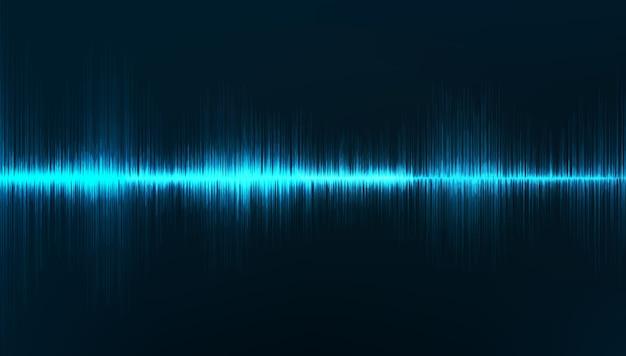 Световая звуковая волна