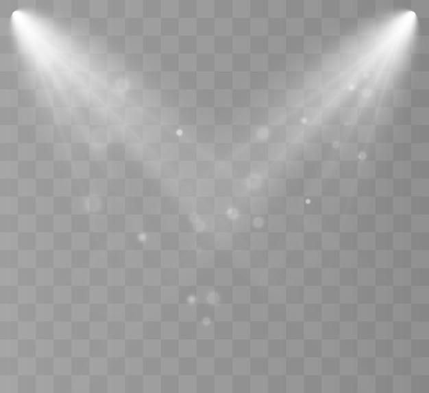 광원 콘서트 조명 무대 스포트라이트 투광 조명 빔