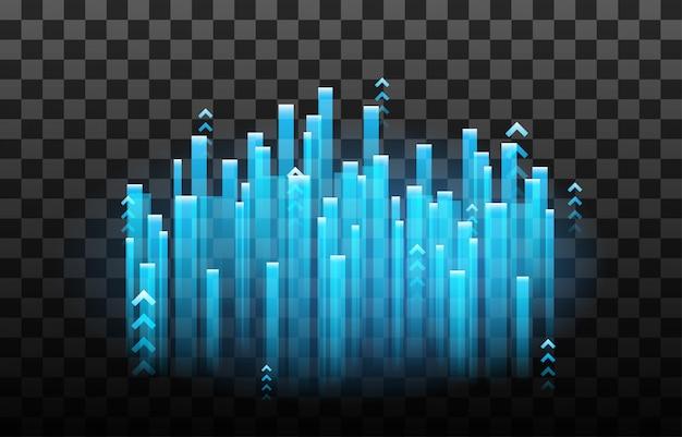 Легкая полоска быстрого эффекта. абстрактная предпосылка speed.moving быстро над темной предпосылкой.