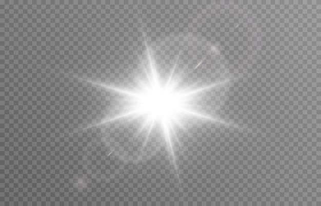 Свет с бликами