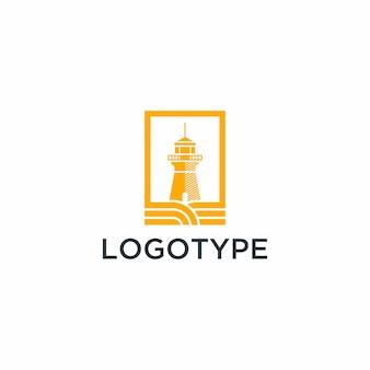 Логотип логотипа маяка