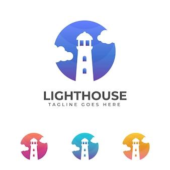 Маяк логотип