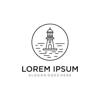 Логотип lighthouse