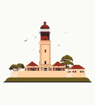 Маяк море маяк дом