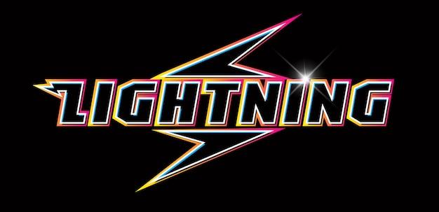 Lightining logo