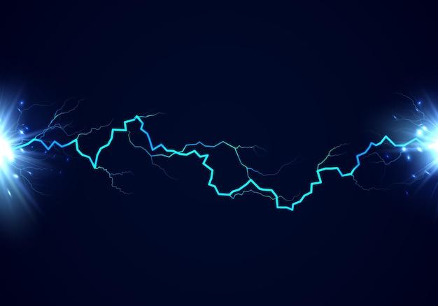 稲妻と閃光